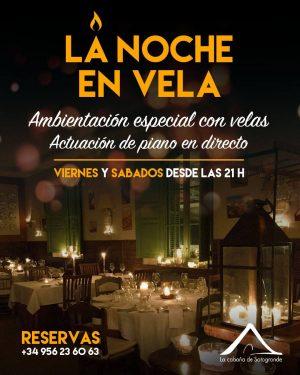 Las noches en Vela
